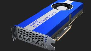 AMD profesyonellere yönelik yeni Radeon Pro VII grafik kartını tanıttı