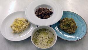 Yüzlerce yıllık ramazan yemeklerine gastronomik dokunuş