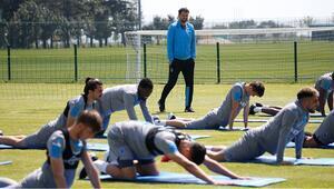 Trabzonsporda Süper Lig hazırlıkları devam ediyor