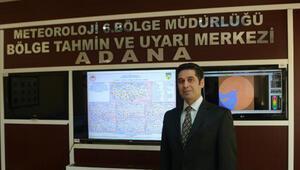 Adanaya son 75 yılın rekor sıcakları geliyor