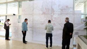 Elazığ Belediyesi, imar planını askıya çıkardı