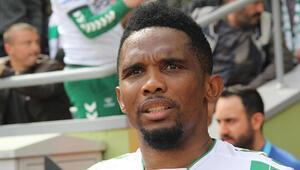 Samuel Etoodan flaş Didier Drogba açıklaması: Benden iyi olduğunu söyleyemez