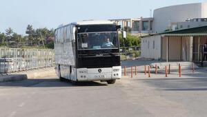 Karantina süresi dolan 170 kişi evlerine gönderildi