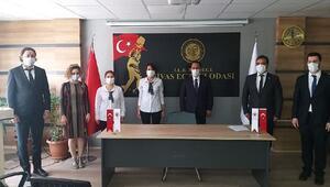 Sivas Eczacılar Odası Başkanı Eren: Halkımızın yanındayız