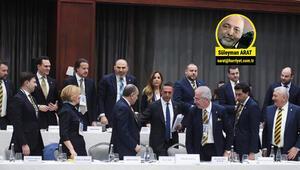 Son Dakika   Fenerbahçede tarihi divan kurulu toplantısı