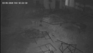 Erzincanda depodan sakatat çalan hırsızlar, Amasyada yakalandı