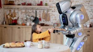 ABDde yemek servisi için robotlar devrede