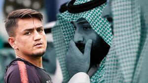 Prens Muhammed bin Selmana sürpriz teklif Cengiz Ünder...