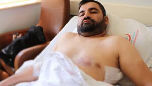Vandaki terör saldırısında yaralanan belediye personeli: Arkadan saldırdılar