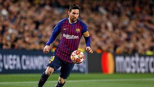 Lionel Messi: Bu performansla Şampiyonlar Ligini kazanmamız imkansız