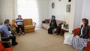 Meram Belediye Meclisi, engelleri unutmadı