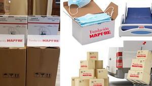 Mapfre'den Türkiye'ye 4 milyon TL'lik Pandemi desteği