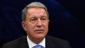 Son dakika haberler... Milli Savunma Bakanı Akardan Corona Virüs açıklaması