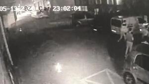 Bursada 1 kişinin öldüğü silahlı kavga kamerada