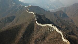 Binlerce yıllık ihtişamıyla ayakta: Çin Seddi