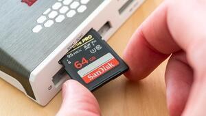 SD Kart biçimlendirme işlemi nasıl yapılır SD kart biçimlendirme hatası çözümü