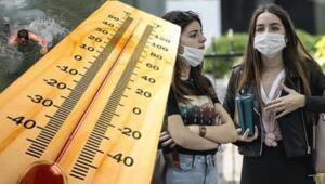 Meteoroloji uyarmıştı İstanbulda dikkat çeken kareler
