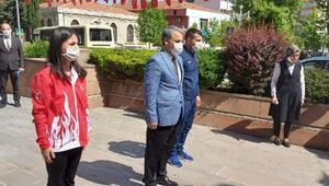 Malatyada Gençlik Haftası törenle başladı