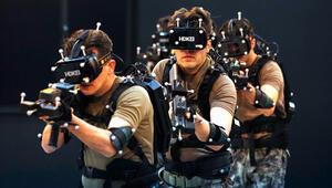 Dünyada sadece 3 ülkede kullanılıyor Özel Harekat Polisleri böyle eğitim görüyor