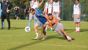 Trabzonspor, çalışmalarına akşam idmanıyla devam etti