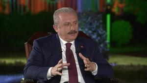 TBMM Başkanı Şentop'tan, Cengiz ve Çebi'ye geçmiş olsun telefonu