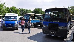 Taksi-minibüs-otobüs ücretlere zam istiyor