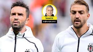 Son Dakika | Beşiktaşta Gökhan Gönül ve Caner Erkin kararı sezon sonuna bırakıldı