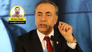 Galatasaray Başkanı Mustafa Cengiz: Her şey kontrolüm altında