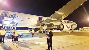 Son dakika haberi... Rum yönetiminin akılalmaz Türkiye oyunu: Uçağı haber vermeden...