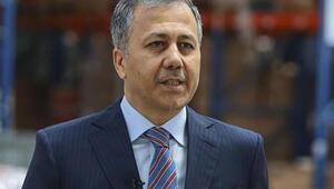 İstanbul Valisi Yerlikaya: 17 AVMde 486 iş yeri denetlendi