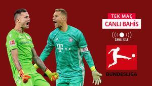 Bundesliganın lideri Berlinde futbola geri dönüyor iddaa oynayanların %48i...