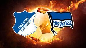 Hoffenheim Hertha Berlin maçı ne zaman saat kaçta hangi kanaldan canlı yayınlanacak