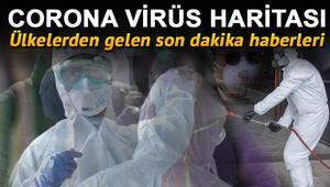 Corona Virüs günlük tablosu: Covid 19 (Koronavirüs) 17 Mayıs Türkiye haritası anlık ve canlı veriler: Kaç vaka var, ölüm sayısı nedir