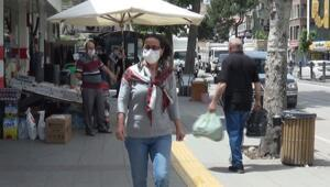 Amasyada maskesiz sokağa çıkmak yasaklandı