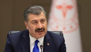 Sağlık Bakanı Koca son durumu açıkladı Vefat edenlerin oranı azalıyor