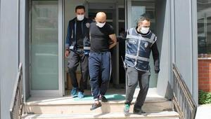 Ankarada hırsızlık iddiasıyla yakalanan 3 kişiden 1i tutuklandı