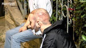 Sokağa çıkma yasağında saç ekim merkezine giden gençlere 6 bin lira ceza