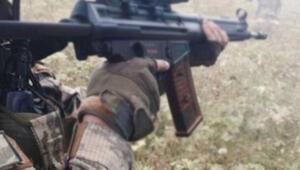 PKKya ağır darbe 5 terörist etkisiz hale getirildi...
