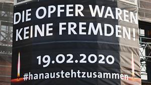 Alman hükümetinden Hanau kurbanları ailelerine 1 milyon Euro destek