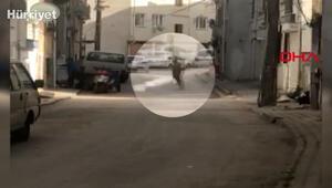 Bursada sokağa çıkma yasağında silahlı saldırı: 1 yaralı