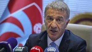 Trabzonspor Kulübü Başkanı Ağaoğlu, 19 Mayıs Atatürkü Anma, Gençlik ve Spor Bayramını kutladı