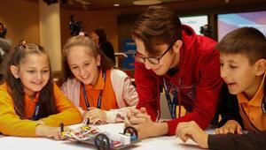 19 Mayıs Gençlik ve Spor Bayramı için bilim gönüllüleri projesi