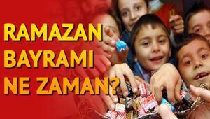 Ramazan Bayramı ayın kaçında Ramazan ne zaman bitiyor Arefe günü ne zaman