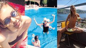 Ünlüler sezonu İstanbulda açtı
