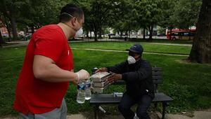 Washington'daki Fenerbahçelilerden evsizlere yardım