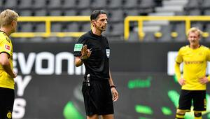Deniz Aytekin, Borussia Dortmund - Schalke 04 derbisinde yaşananları anlattı