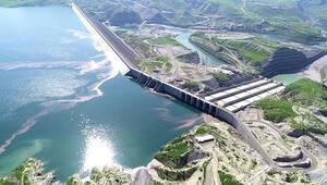 Ilısu Barajı hizmete giriyor