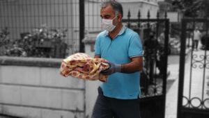 İstanbulda acı olay Site sakinleri fark etti
