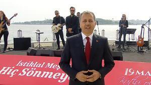 İstanbul Valiliğinden Kız Kulesinde Emre Aydın konseri