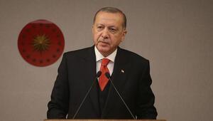 Cumhurbaşkanı Erdoğan gündeme ilişkin açıklamalarda bulundu